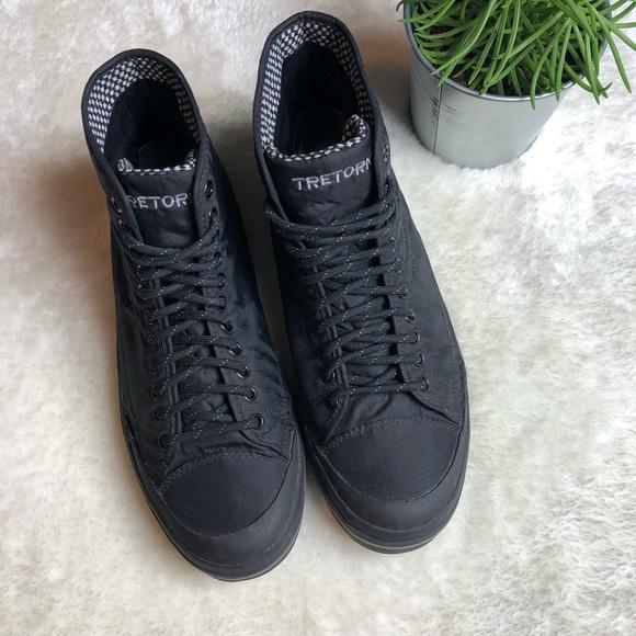 Tretorn Shoes | Tretorn Nylon High Top
